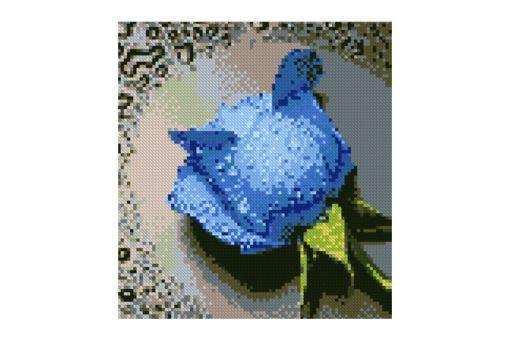 Diamond Painting Artibalta - Blue Rose