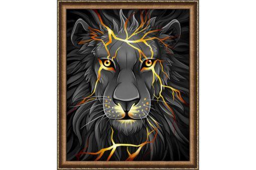 Diamond Painting Artibalta - LAVA LION