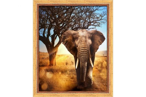 Diamond Painting Artibalta - AFRICAN ELEPHANT