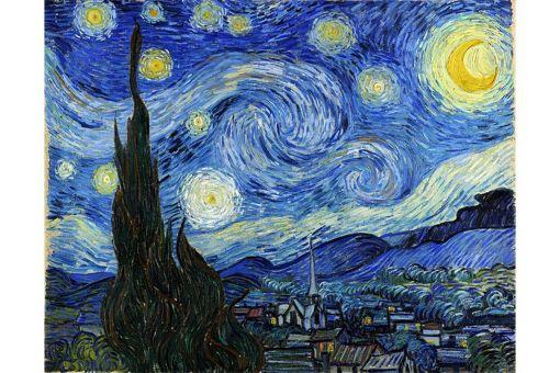 Diamond Painting Wizardi - STAR NIGHT
