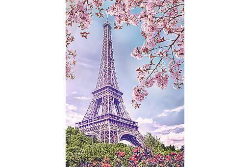 Diamond Painting Wizardi  - SPRING IN PARIS