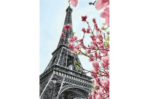 Diamond Painting Wizardi - PARIS