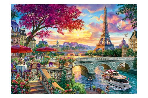 Diamond Painting Wizardi - GORGEOUS PARIS