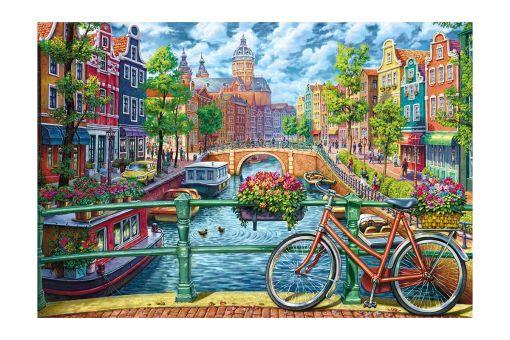 Diamond Painting Wizardi - AMSTERDAM
