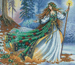 Dimensions Gold Collection - Woodland Enchantress