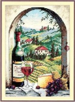 Dimensions Gold Petites - Dreaming Of Tuscany