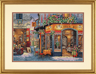 Dimensions Gold Collection - European Bistro -- 35224
