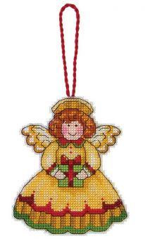 Dimensions - Angel Ornament