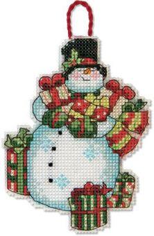 Dimensions -Snowman Ornament