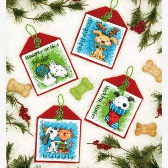 Dimensions - Pet Ornaments 4 Stück