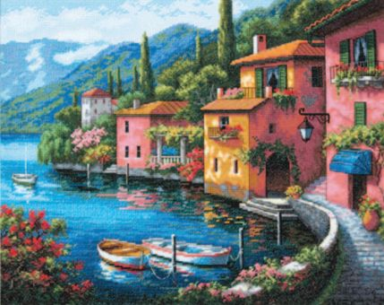 Dimensions Gold Collection - Lakeside Village