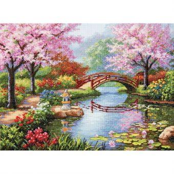 Dimensions Gold Collection - Japanese Garden
