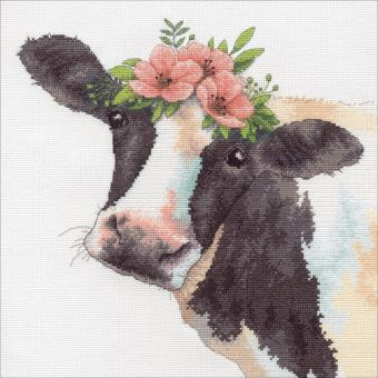 Dimensions Crafts - Sweet Cow