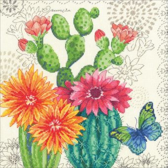 Dimensions Crafts - Cactus Bloom