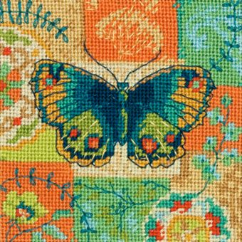 Dimensions Needlepoint - Butterfly Pattern