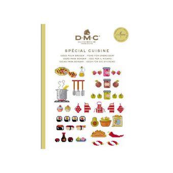 DMC - Cross Stitch Mini book Kitchen