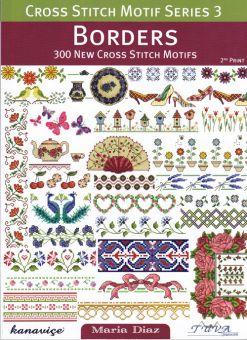 DMC Maria Diaz - Borders 300 Stick-Designs