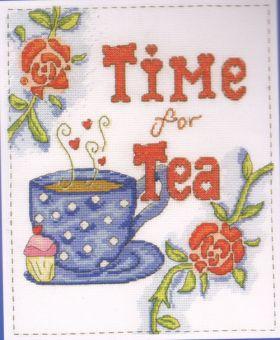 DMC - Time For Tea
