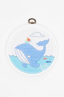 DMC - The whale vorgedruckt