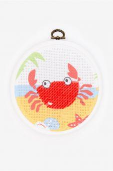 DMC - The crab vorgedruckt