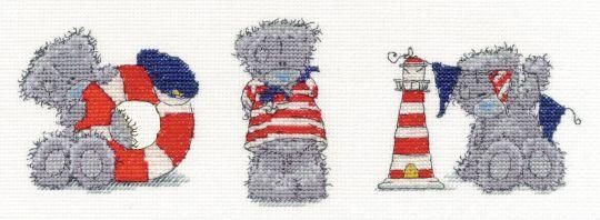 DMC Me to You - Three Little Sailors
