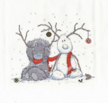 DMC Me to You - My Snowman