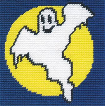DMC Kid's Tapestry Kit - Ghost