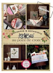 DMC - Broderie & Botanique au point de croix