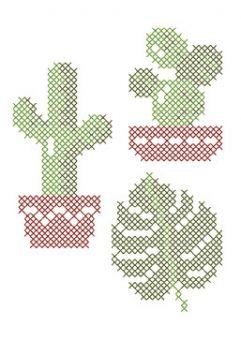 DMC DIY Style Kollektion Kaktus - FK200