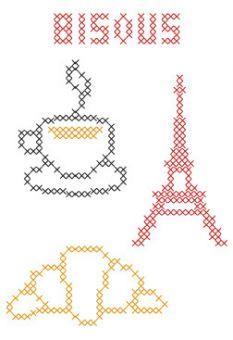 DMC DIY Style Kollektion Französisch - FK203