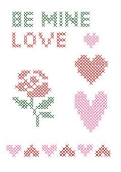 DMC DIY Style - Love