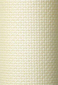 Charles Craft Fabric - 16ct Aida Antik weiss