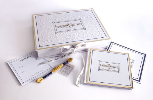 The DMC Golden Skein Collector's Box - Very Limited Edition