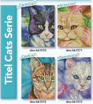 DMC - Titel Cats Serie