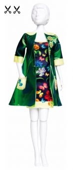 Dress Your Doll - Making Couture - Kleider Set - Betty Jungle