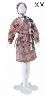 Dress Your Doll - Making Couture - Kleider Set - Judy Classic