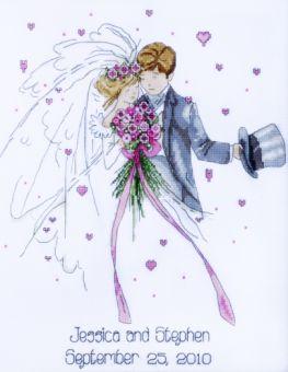 Design Works - Hochzeitspaar - Wedding Couple