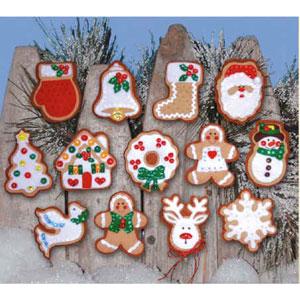 Design Works - Gingerbread Cookies