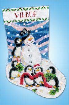 Design Works Crafts - Dressing Frosty