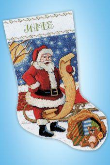 Design Works Crafts - Santa's List
