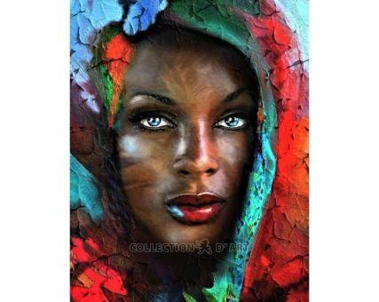 Diamond Embroidery/ Diamond Painting - Treasure of Africa