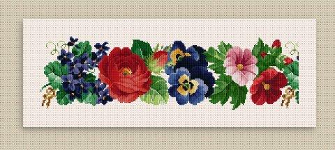 Ellen Maurer-Stroh  -  Flower Border