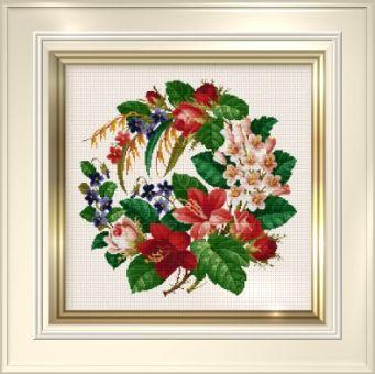 Ellen Maurer-Stroh  -  Floral Symphony