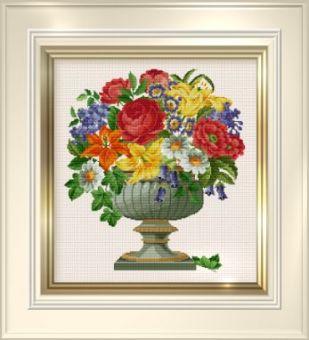 Ellen Maurer-Stroh  -  Pot-Pourri of Flowers