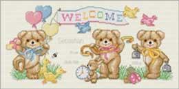 Ellen Maurer-Stroh - Beary Baby Announcement