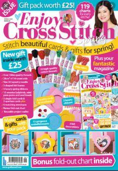 Enjoy Cross Stitch - Spring 2020