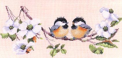Heritage Stitchcraft - Blossom Buddies