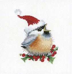 Heritage Stitchcraft/Valerie Pfeiffer - Christmas Chick
