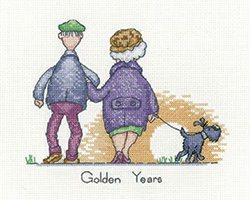 Heritage Stitchcraft - Golden Years