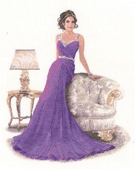 Heritage Stitchcarft Elegance by  John Clayton - Grace